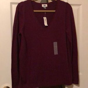 NWT ladies large old navy sweater